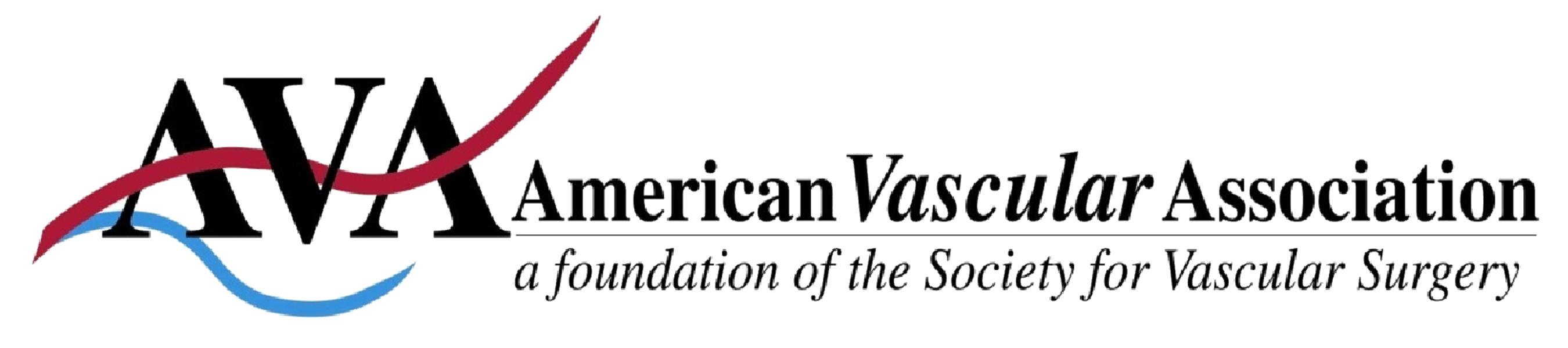 AVA American Vascular Association logo