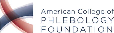 american college phlebology foundation logo