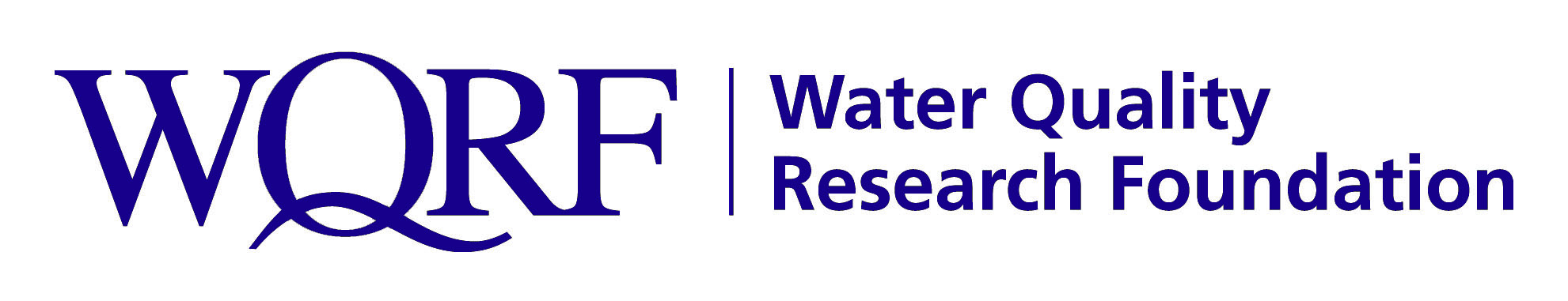 WQRF logo Water quality research foundation