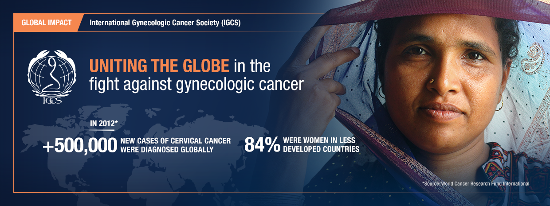 International Gynecologic Cancer Society association fundraising